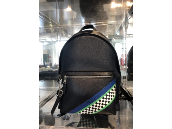 ZIP BACKPACK RACING STR