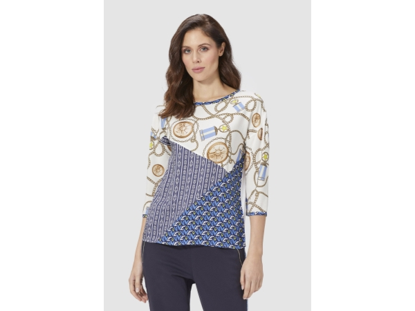 BLOUSE LOVE PRINT