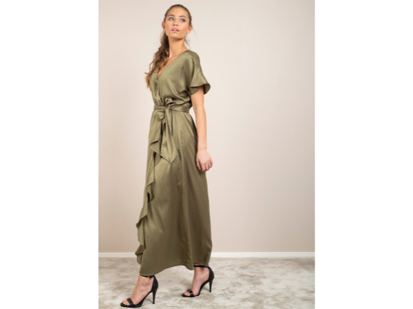 BELA ANKLE DRESS