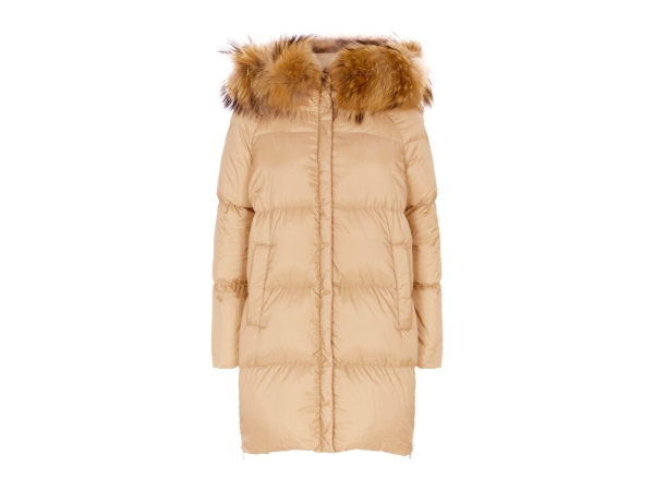 NOVELLA QUILTED COAT
